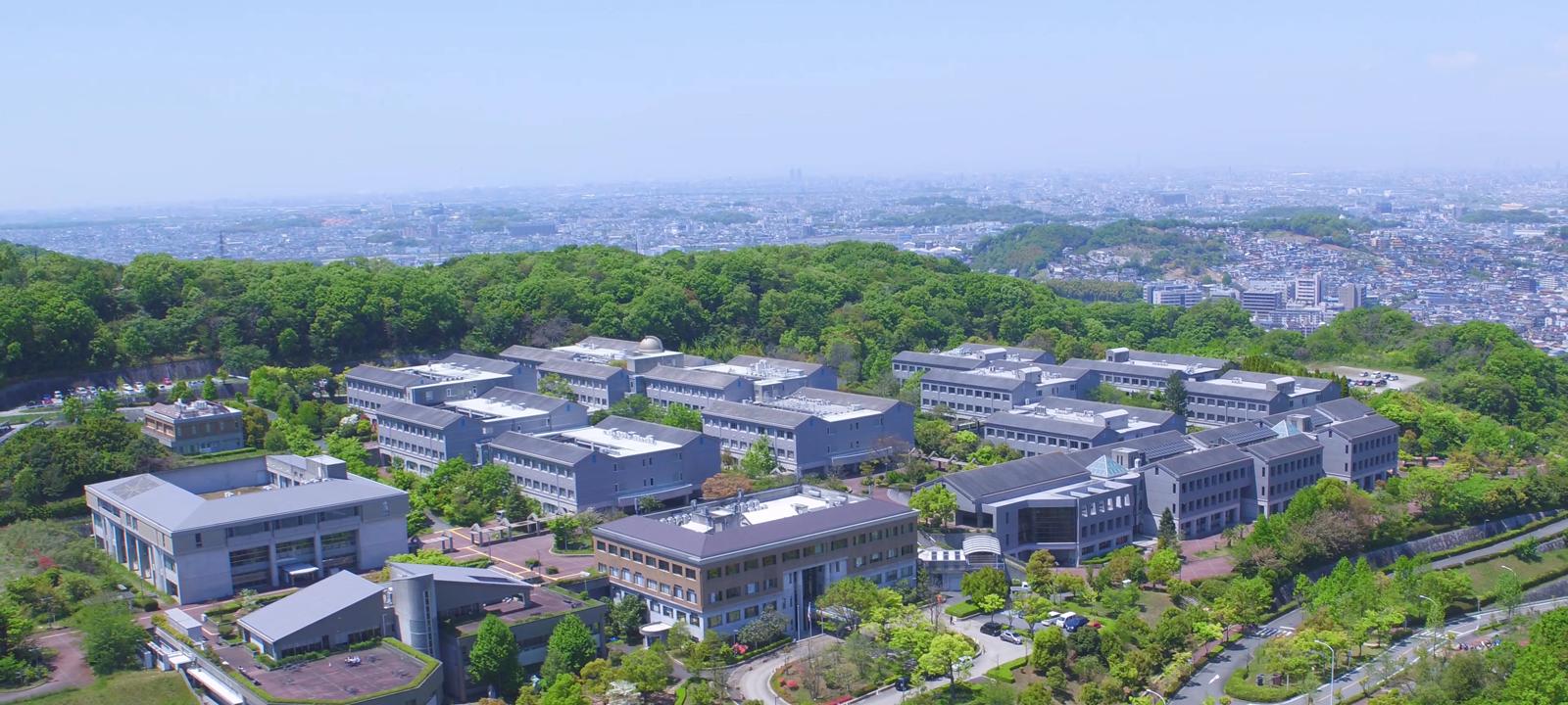 大学のさらなる国際化を めざす 総合的なセンター